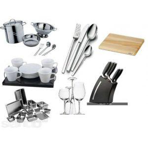 Аксессуары,инвентарь, посуда
