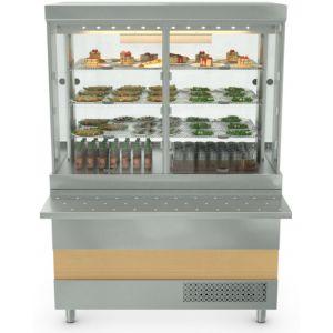 Холодильная витрина Ривьера (1200мм)