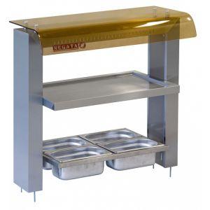 Стойка для столовых приборов и хлеба Регата